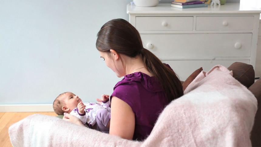 Trẻ em sơ sinh nằm điều hòa có tốt không ?