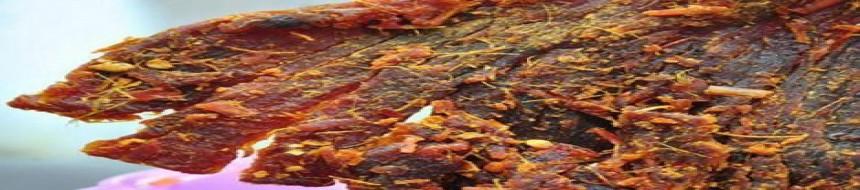 Cách làm thịt bò khô miếng bằng chảo chống dính