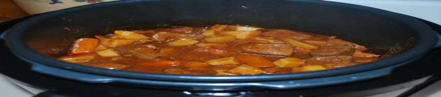 Chế biến món thịt hầm thơm ngon với nồi áp suất