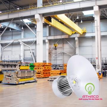 Đèn led nhà xưởng 50w và 7 lý do bạn nên sử dụng